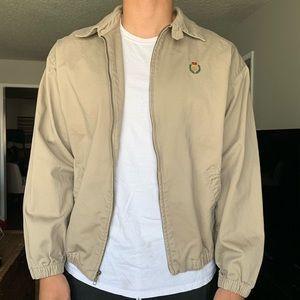 Ralph Lauren tan jacket